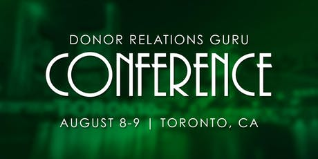 DRG Annual Toronto Conference tickets