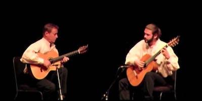 Tony Harmon & Nathan Towne Guitar Duo