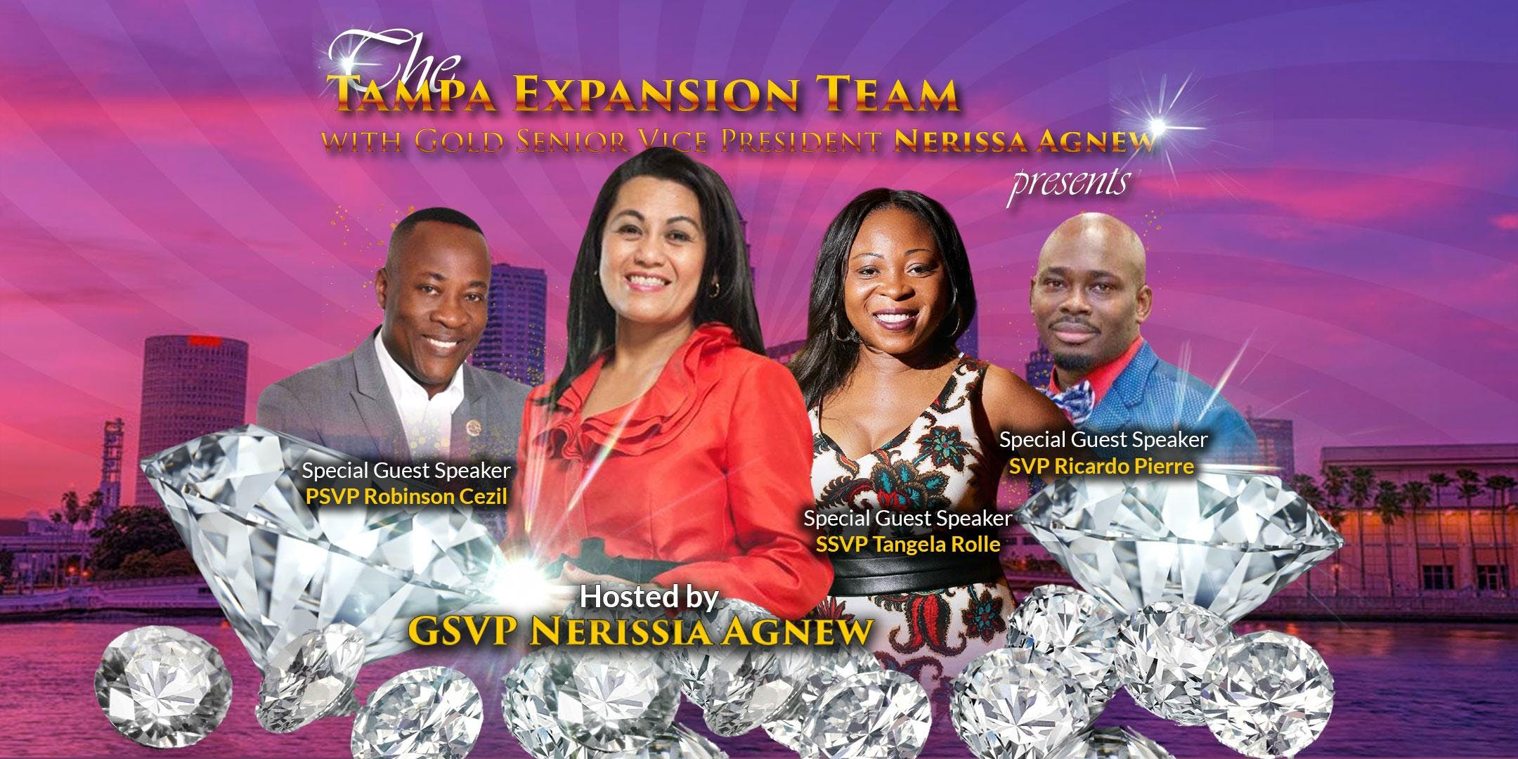 Tampa Regional Training Event