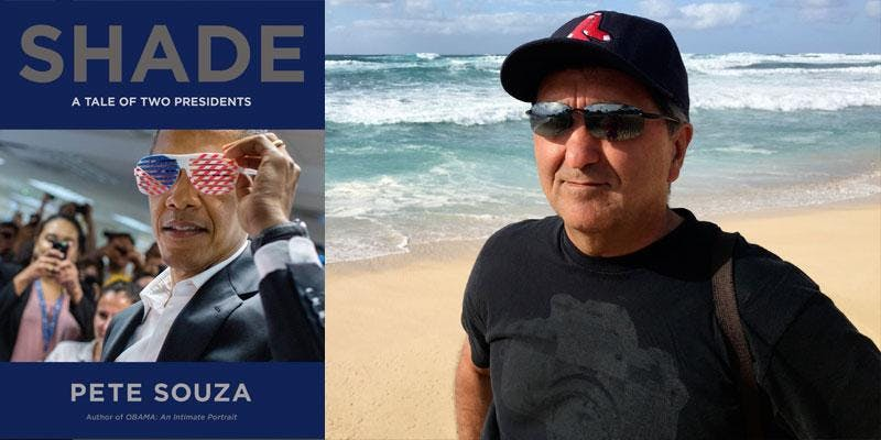 Changing Hands presents Pete Souza: Shade: A Tale of Two Presidents