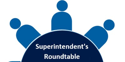 Superintendent's Roundtable Discussion - June 11/Robert Hunter