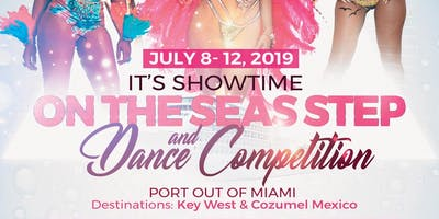It's Showtime on the Seas Step & Dance Competition