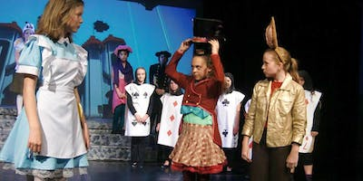 Intermediate Int.Music Theatre Production - ages 10-12 -  FALL 2019 /20 Saturdays 9:45-11:00 am