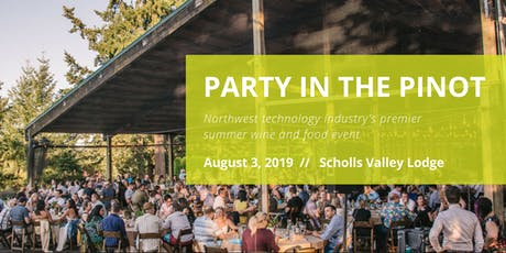 2019 Party in the Pinot tickets