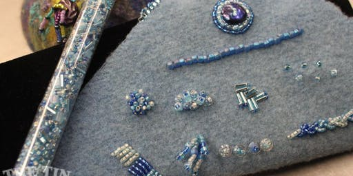 Basic Beading Embellishment with Jill Fargen