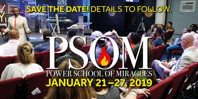 Power School of Miracles January 2019