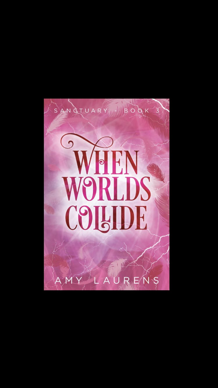 Book Launch - When Worlds Collide by Amy Laur