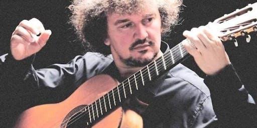 佐兰·杜基奇,古典吉他大师