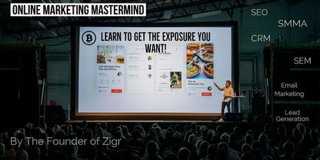 Digtal Marketing Mastermind tickets