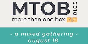 MTOB (More Than One Box) FULL DAY + Film Screening!