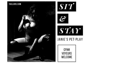 Sit & Stay — Taillor's BDSM Pet-Play