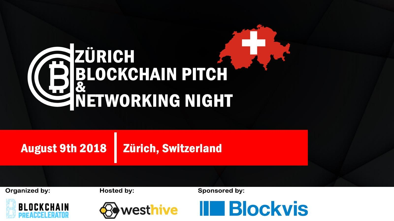 Blockchain Pitch and Networking Night