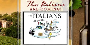 The Italians are coming!!!
