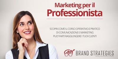 Marketing per il Professionista a Cosenza