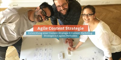 Certified Agile Content Strategist, Zürich
