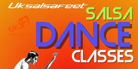 Sutton Coldfield Salsa Classes tickets