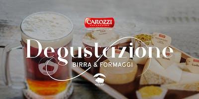 Degustazione Birra & Formaggi