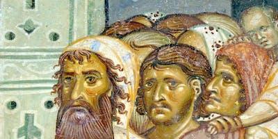 Copia de 18 Jornadas de Bizancio (18th Conference on Byzantine Studies)