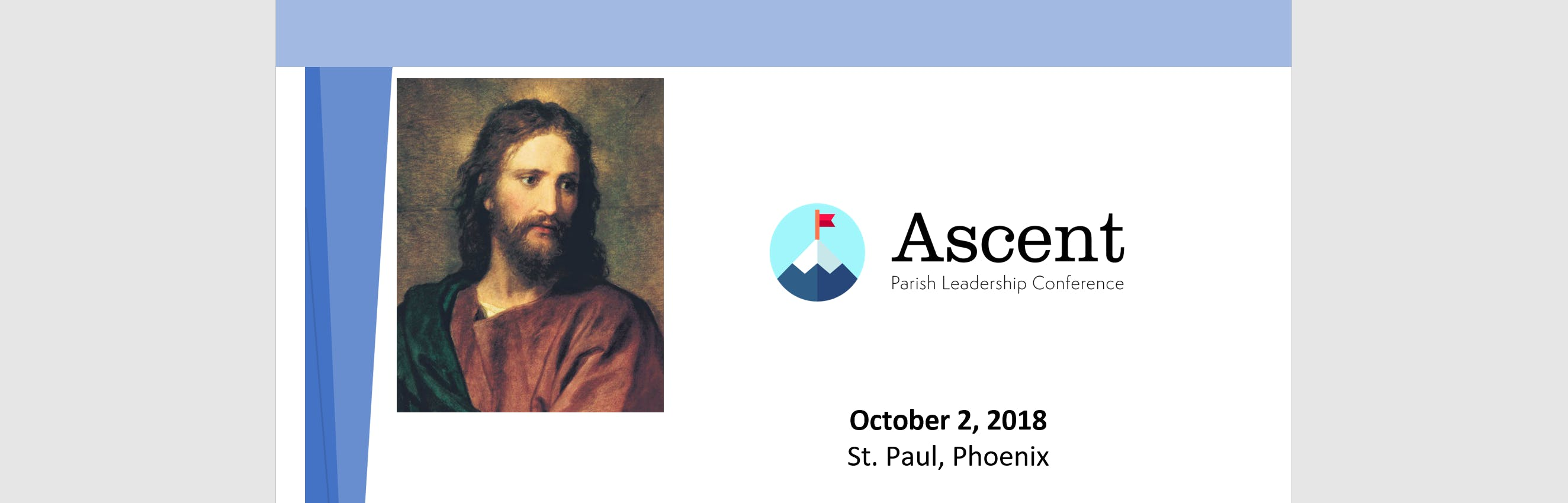 2018 Ascent Leadership Conference - St. Pauls
