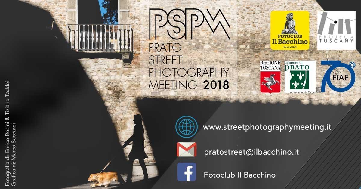 Prato Street Photography Meeting 2018