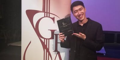 Ty Zhang, GFA Competition Winner