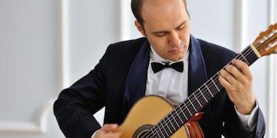 Rovshan Mamedkuliev, Classical Guitar Virtuoso
