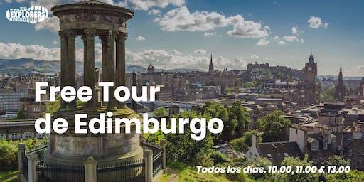 Free Tour de Edimburgo en español