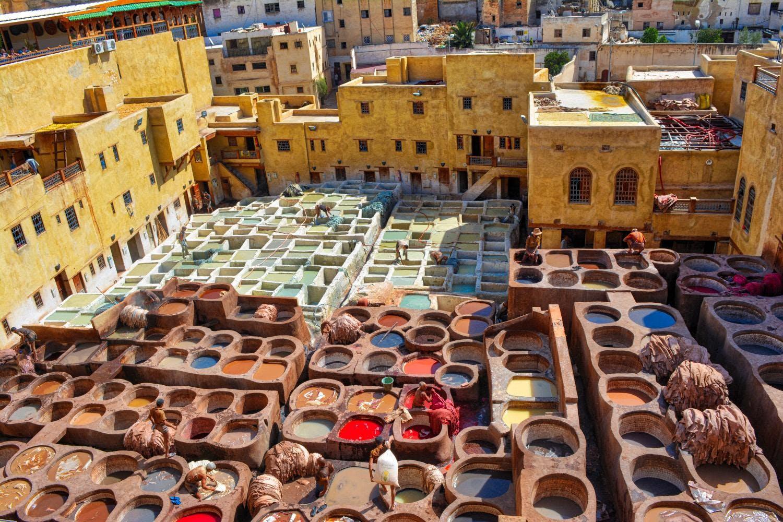 Circuito por el Norte de Marruecos en agosto