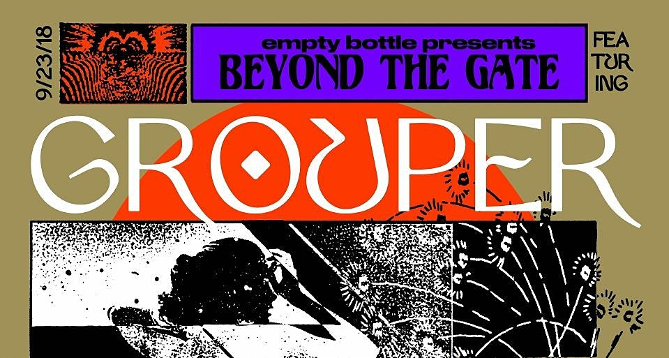 Beyond The Gate featuring Grouper / Mute Duo Ensemble / Hilary Woods