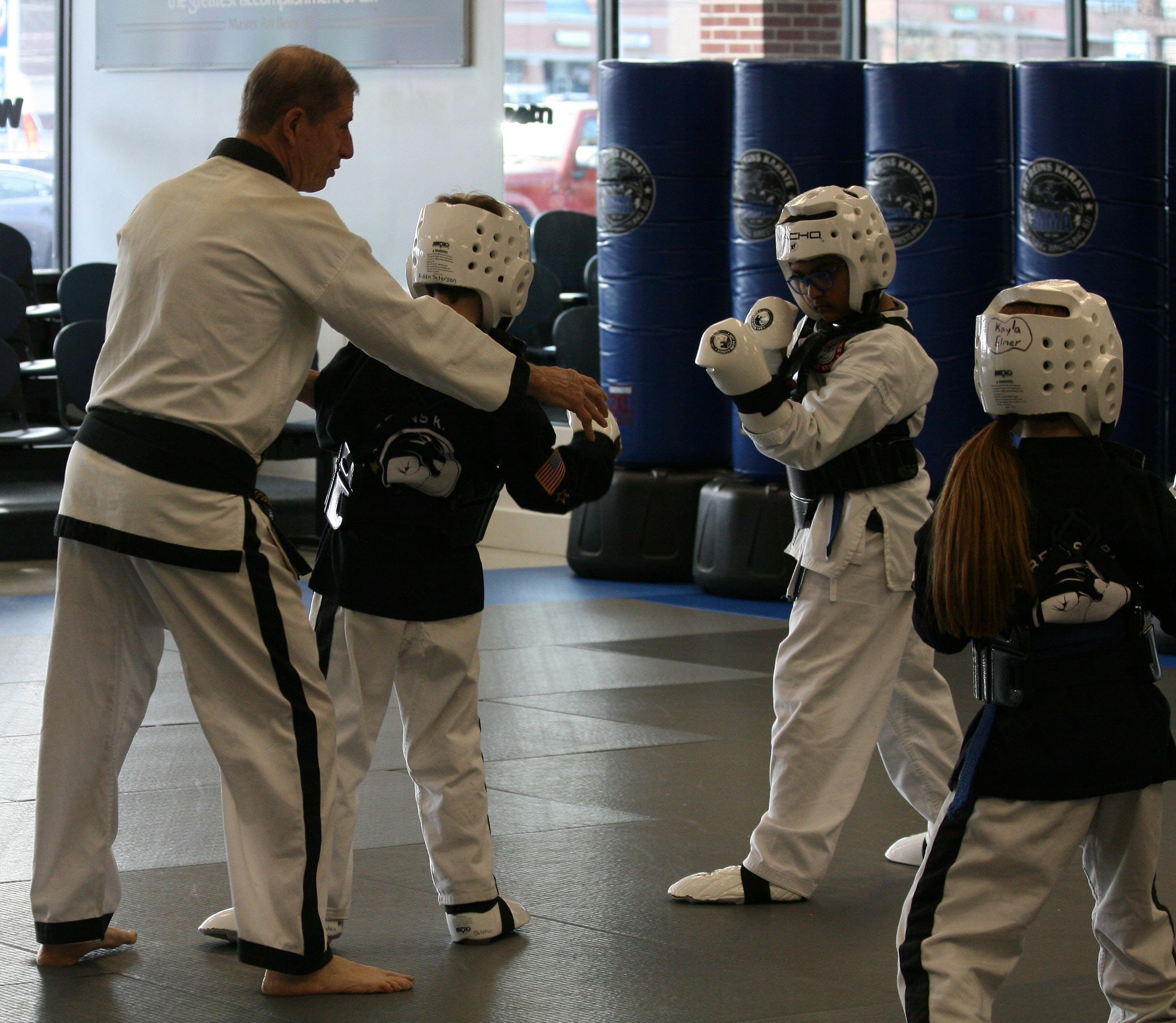 Anti-bullying Martial Arts Program (boys & gi