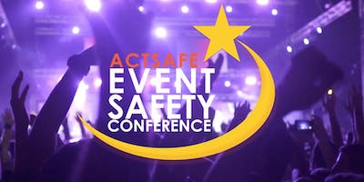 Actsafe Event Safety Conference 2019