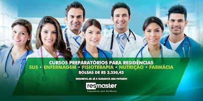 PREPARATÓRIO PARA RESIDÊNCIA - FISIOTERAPIA + SUS (EXTENSIVO 60H)