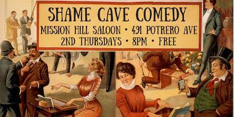 Shame Cave Comedy Show tickets