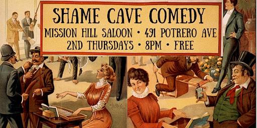 Shame Cave Comedy Show
