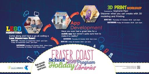 Dundowran australia class events eventbrite app development maryborough library ages 12 colourmoves