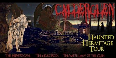 Halloween Haunted Hermitage Heritage Tour - CALDERGLEN tickets