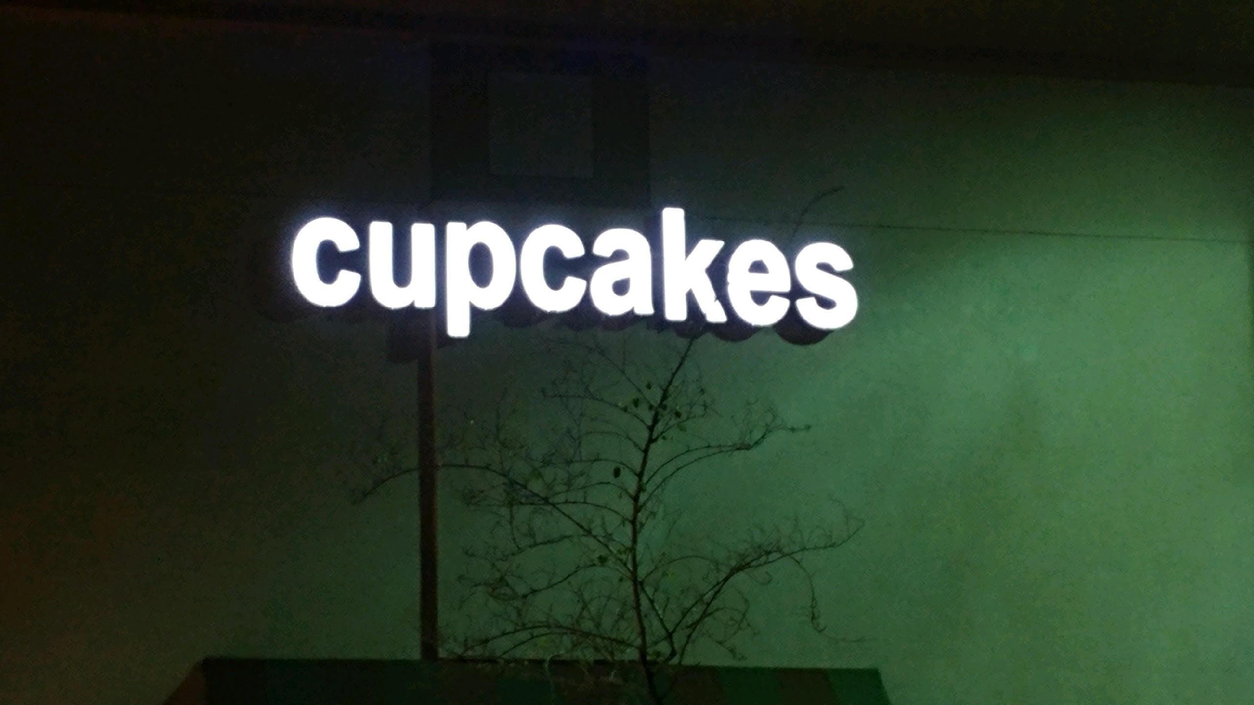 3rd Annual Cupcake Off
