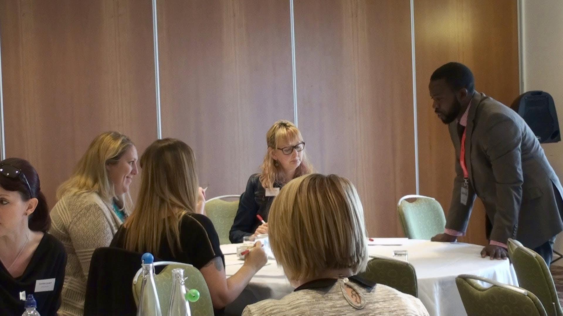 Workshop Blackpool: Treating Generalised Anxi