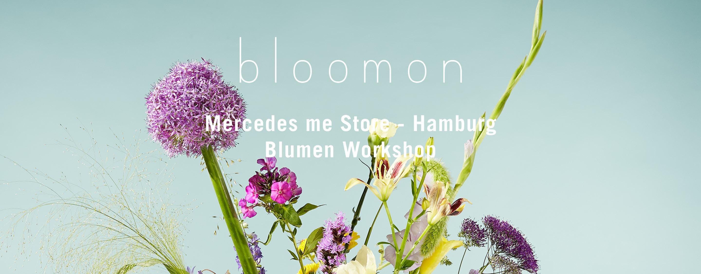 bloomon Workshop am 20. September   Hamburg,
