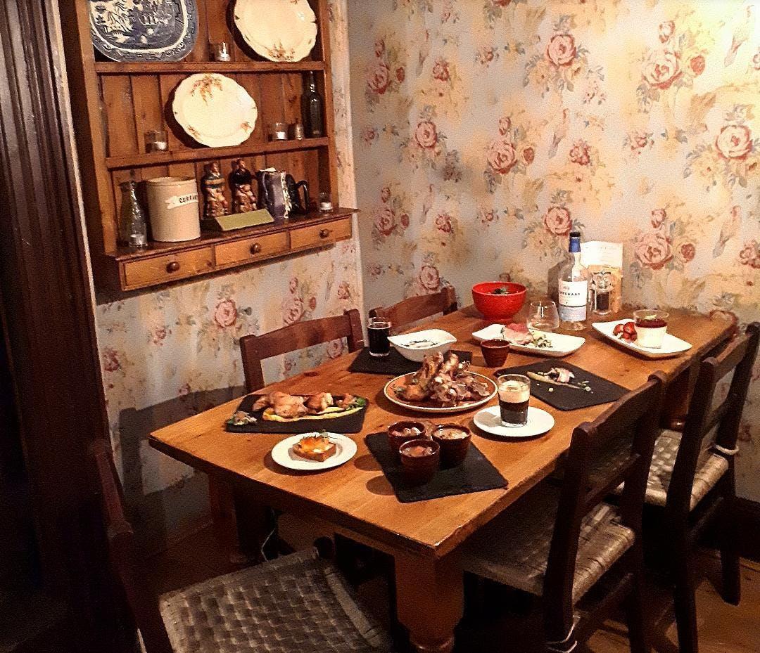 Traditional Irish food experience