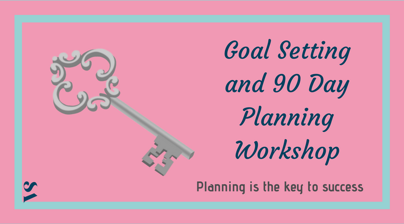Goal Setting and 90 Day Planning Workshop