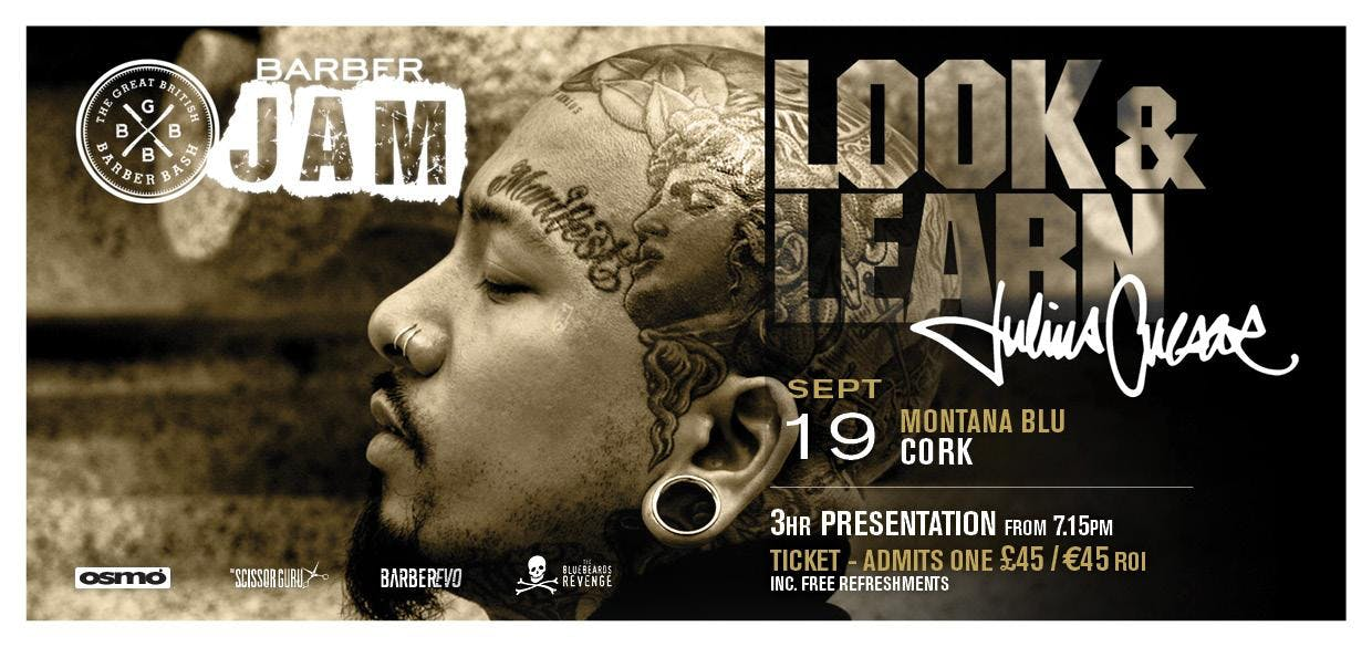 Look and Learn - Barber Jam - Cork