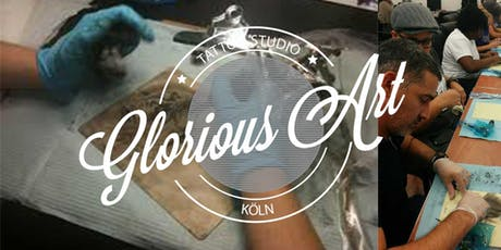 Tattoo Playground - Tattoo Workshop -  Tickets