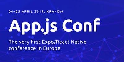 App.js Conf
