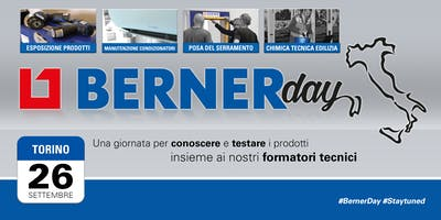 BERNERday | Torino