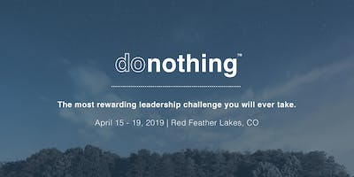 The donothing® Leadership Retreat 2019