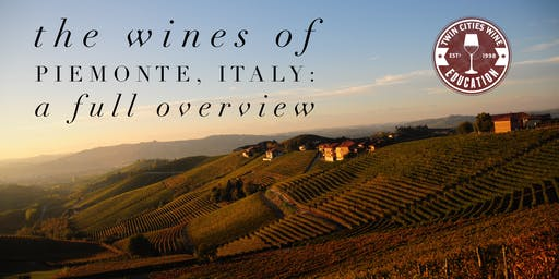 The Wines of Piemonte, Italy - A Full Overview (including Barolo!)