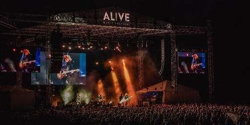 Alive Music Festival | July 19-21, 2019