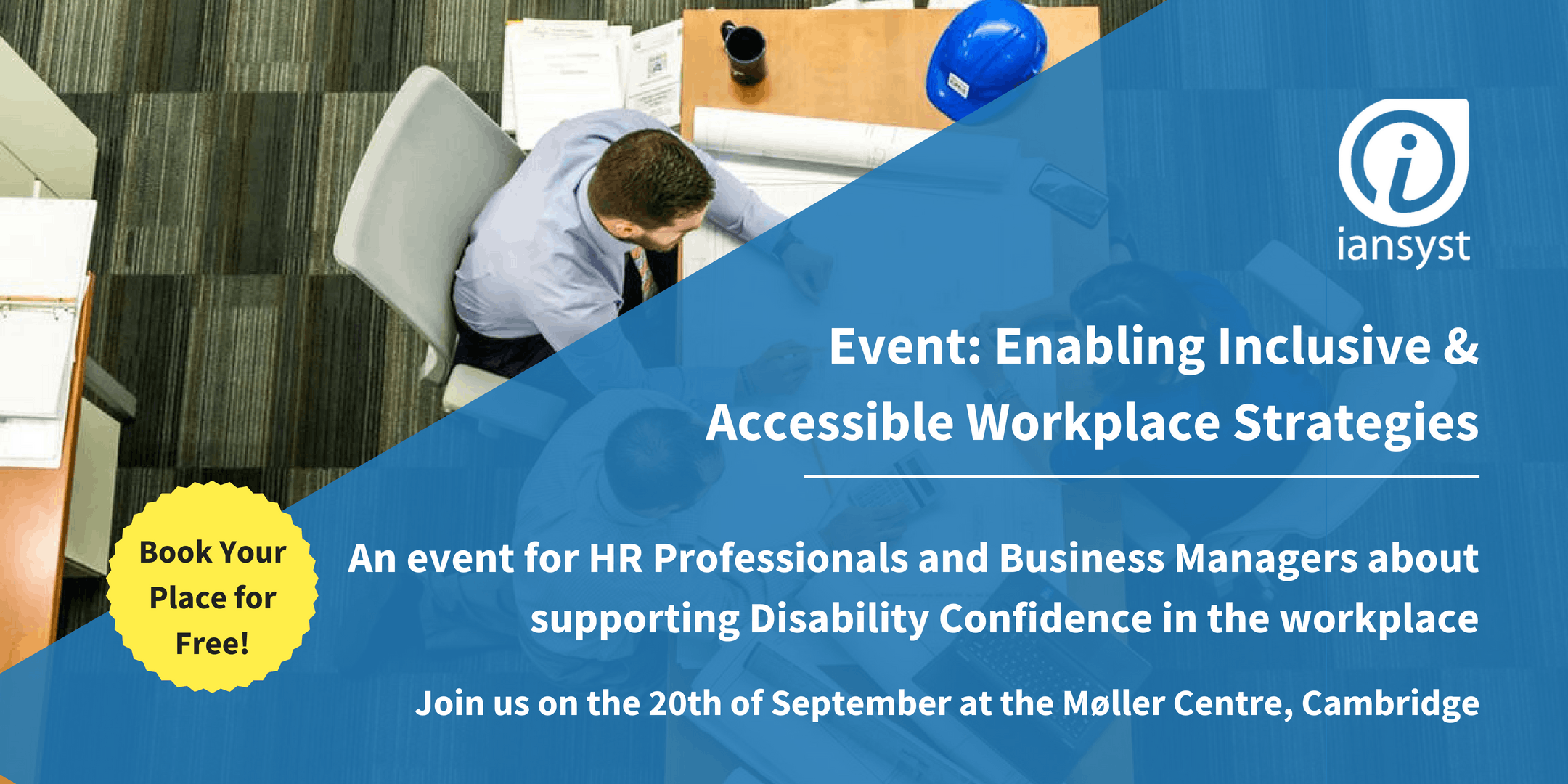 Enabling Inclusive and Accessible Workplace S
