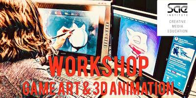 Visual Storytelling mit Uwe Heinelt: Game Art & 3D